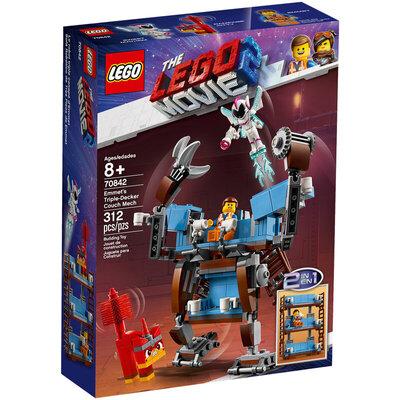 Il Robot Divano a 3 Piani di Emmet