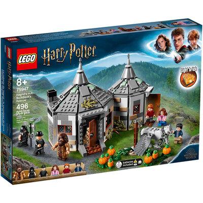 La Capanna Di Hagrid: Il Salvataggio Di Fierobecco