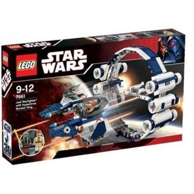 Navicella Jedi Starfighter con Anelli di Propulsione