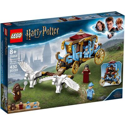La Carrozza Di Beauxbatons: Arrivo A Hogwarts
