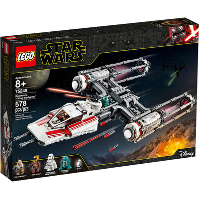 Resistance Y Wing Starfighter™