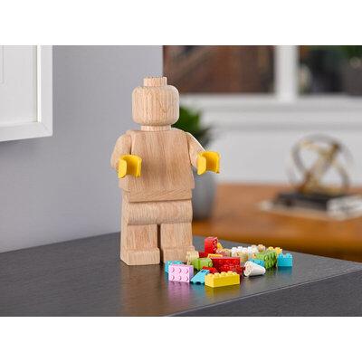 Lego Wooden Minifigure