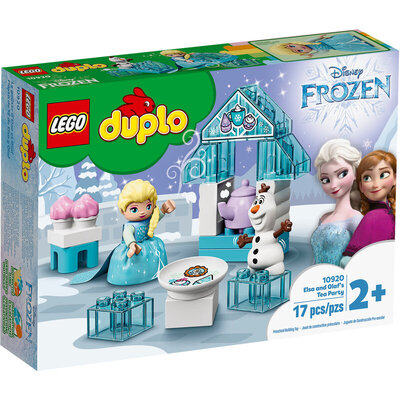 Il Tea Party Di Elsa E Olaf