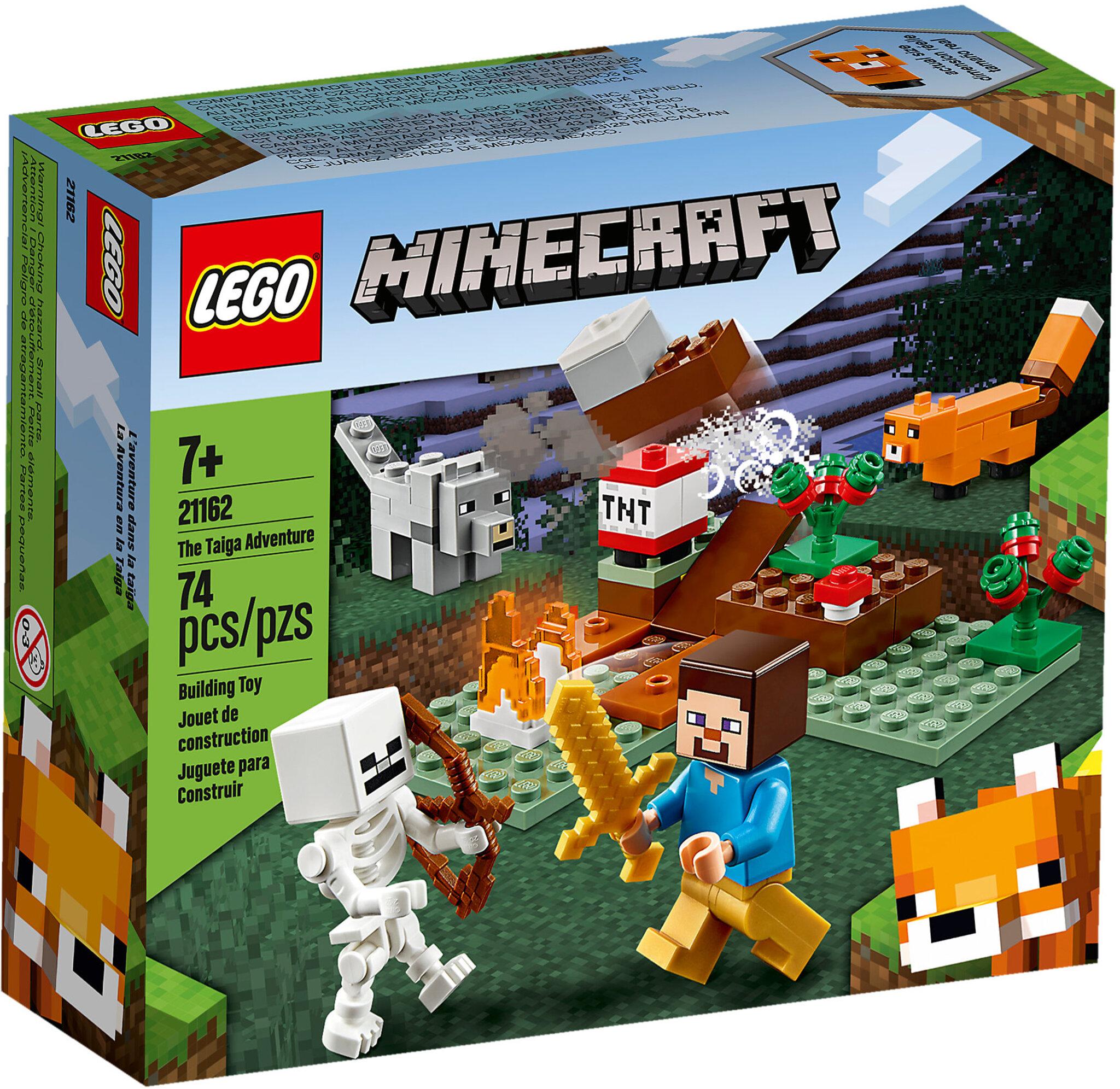 лего майнкрафт купить дешево #1