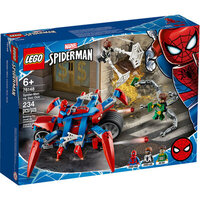Spider Man Vs. Doc Ock