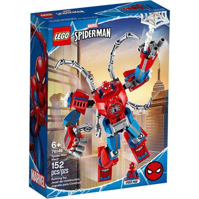 Le Robot De Spider Man