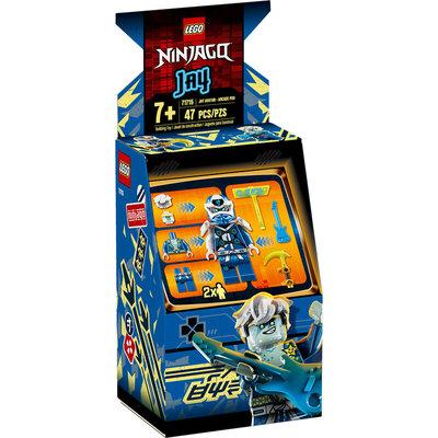 Jay Avatar: Arcade Pod