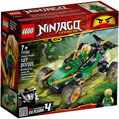 Le Buggy De La Jungle