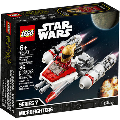 Resistance Y Wing™ Microfighter