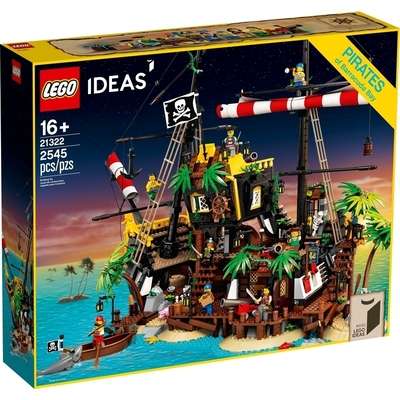 Les Pirates De La Baie De Barracuda