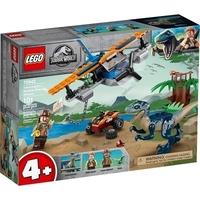 Velociraptor: Biplane Rescue Mission