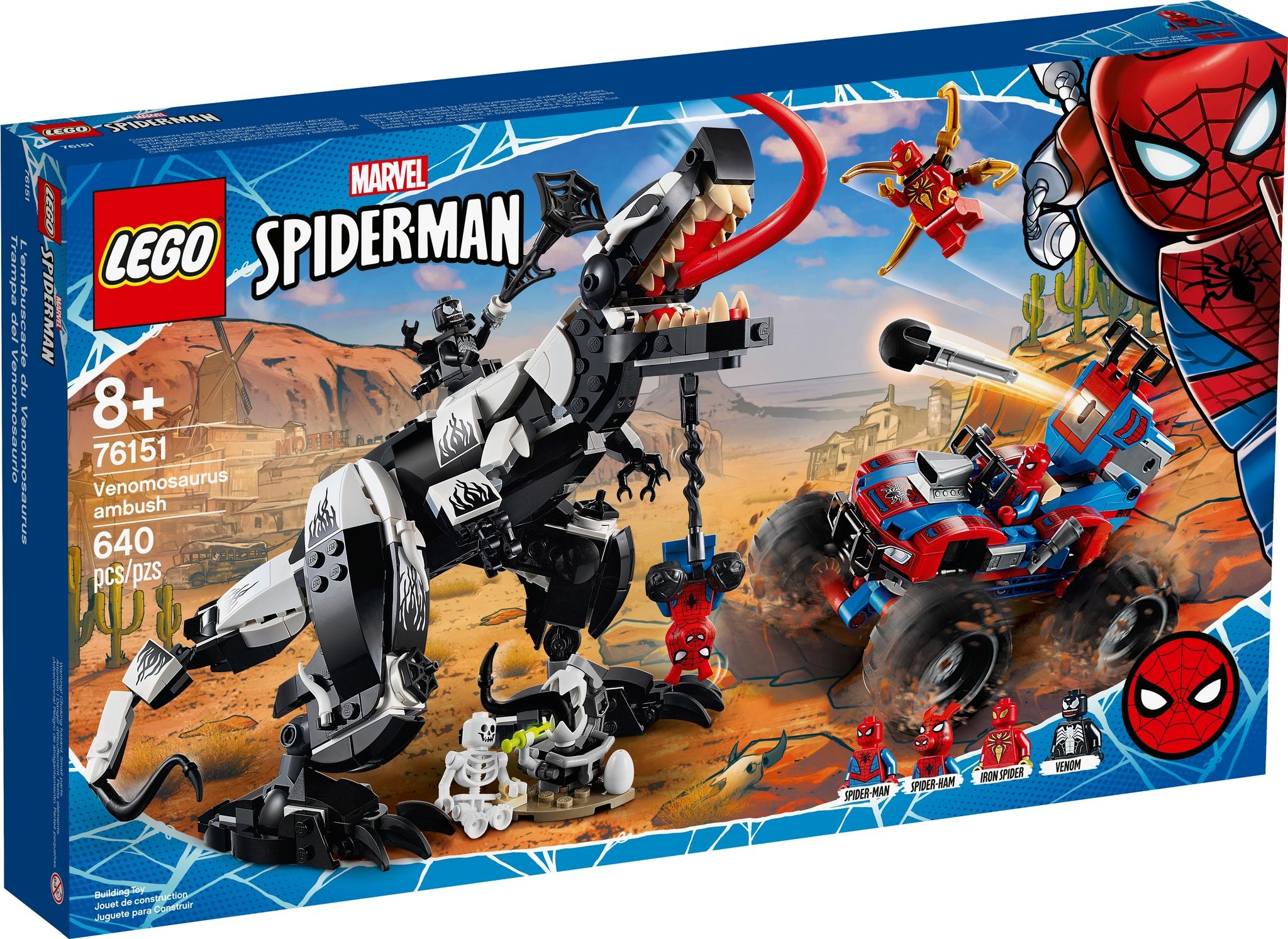 Marvel Spider-man Mini Figure Venom Iron Spider Man Super Heroes UK Seller
