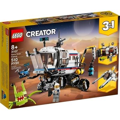 Il Rover di Esplorazione Spaziale
