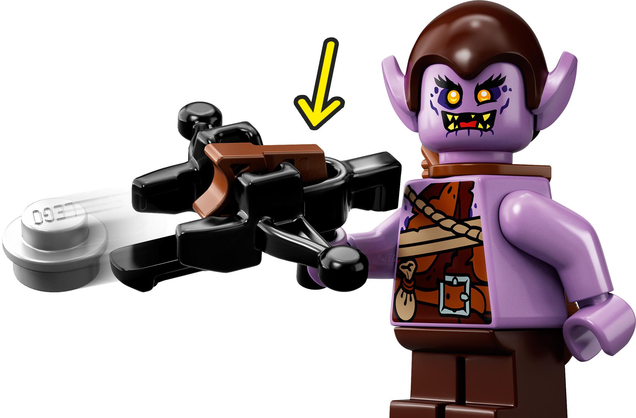 LEGO Ninjago 71718 - Wu's Battle Dragon   Mattonito