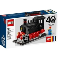 LEGO Trains 40th Anniversary Set