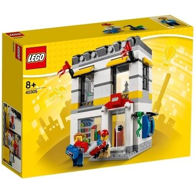 Negozio LEGO in Microscala