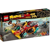 Super Auto Sportiva di Monkie Kid