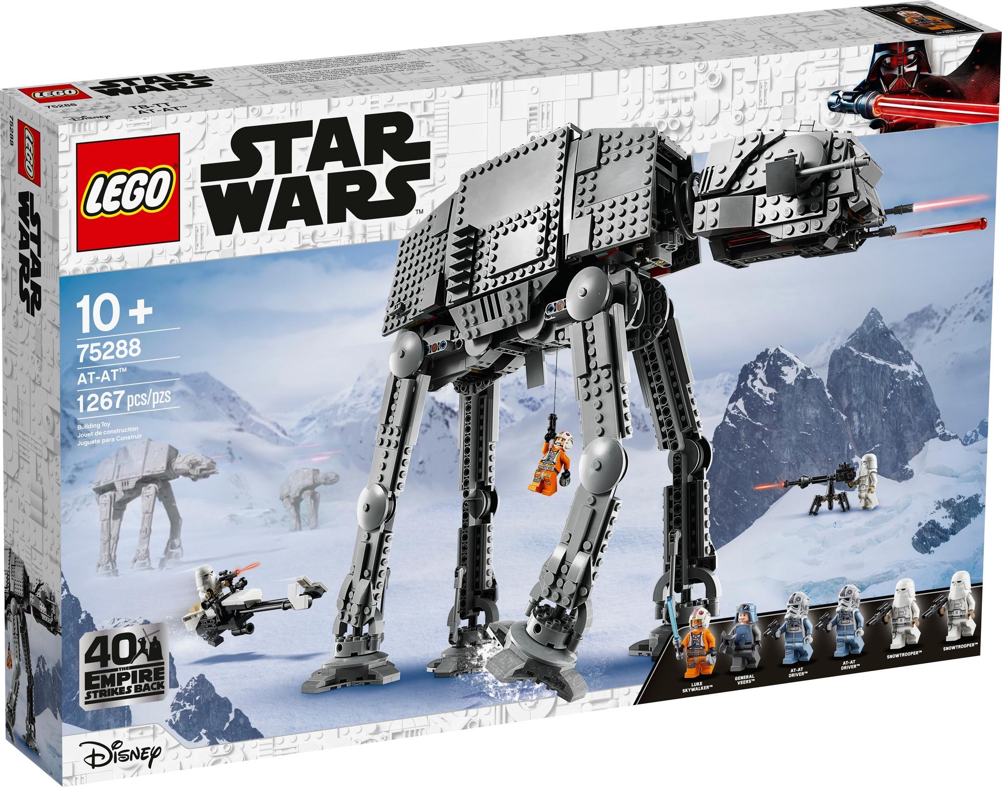 LEGO Star Wars 75288 - AT AT | Mattonito