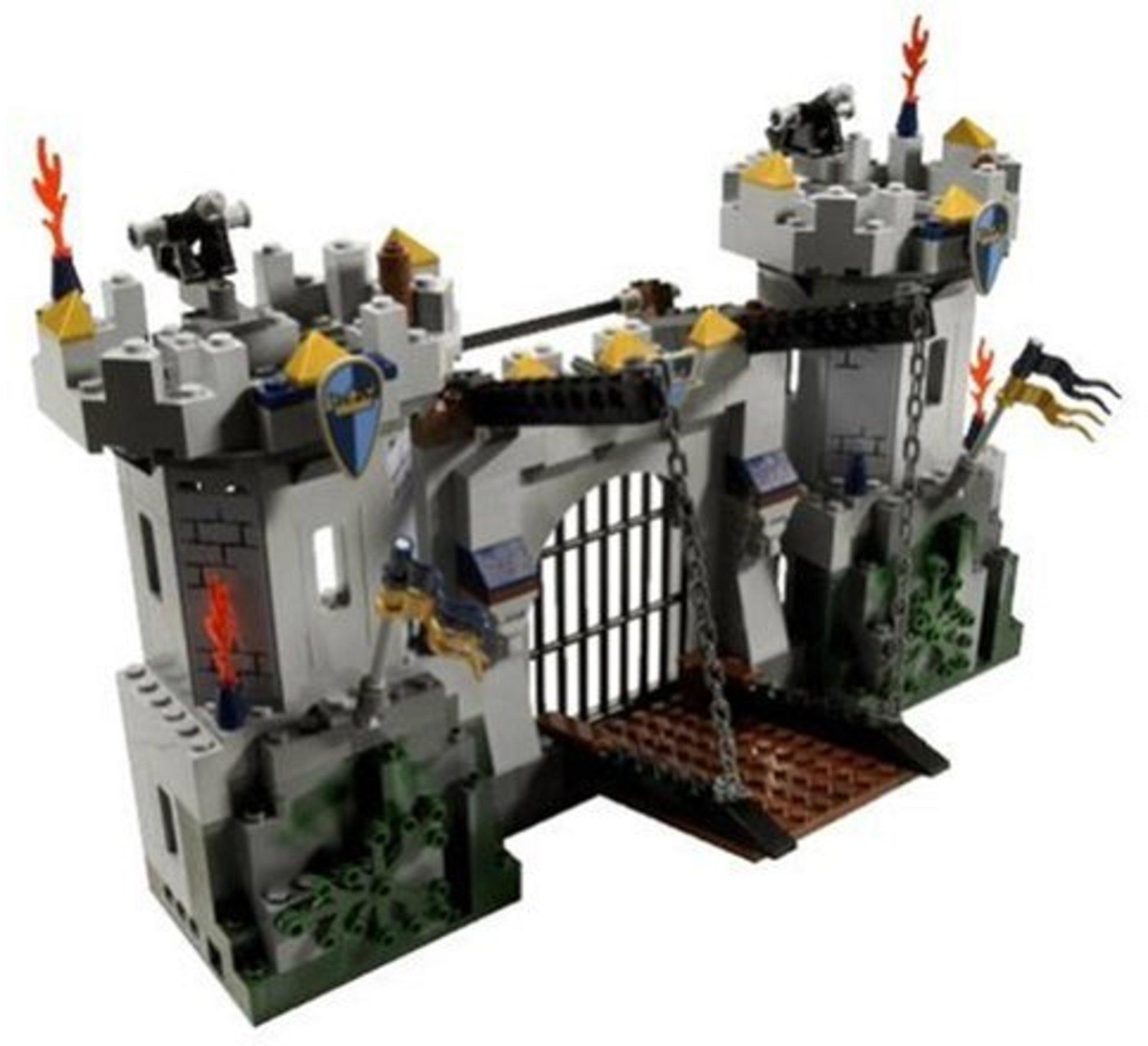Lego Castle 7094 Kings Castle Siege Mattonito