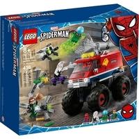 Monster Truck di Spider Man Vs. Mysterio