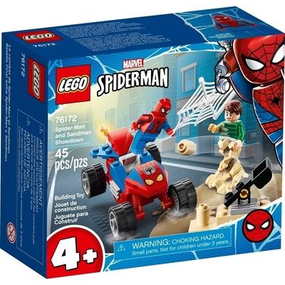 Le Combat De Spider Man Et Sandman