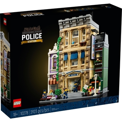 Le Commissariat De Police