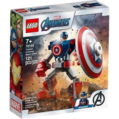 L'armure Robot De Captain America