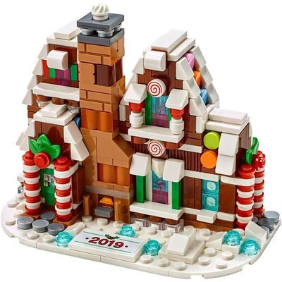 Microscale Gingerbread House