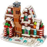 Casa di Marzapane in Miniatura