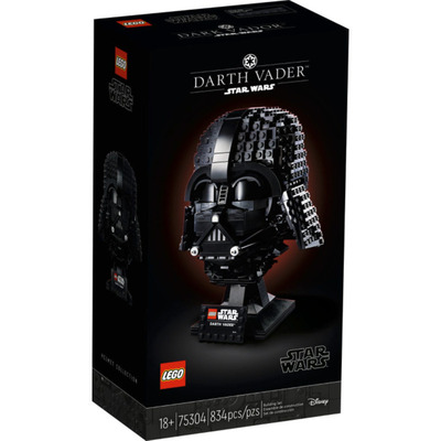 Casco di Darth Vader