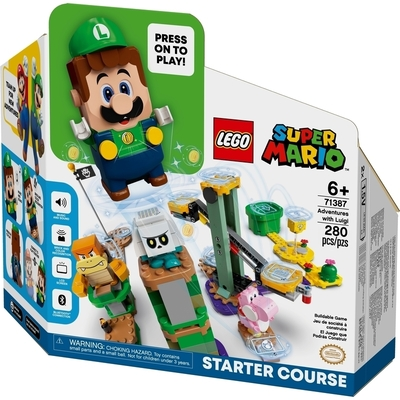 Adventures With Luigi Starter Course