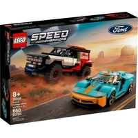 Ford Gt Heritage Edition e Bronco R