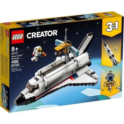 Space Shuttle Adventure