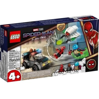 Spider Man e L'attacco con il Drone di Mysterio