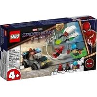 Spider Man Vs. Mysterio's Drone Attack