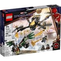 Spider Man's Drone Duel