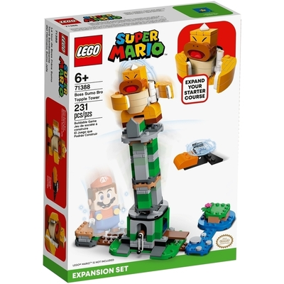 Torre Del Boss Sumo Bros - Pack Di Espansione