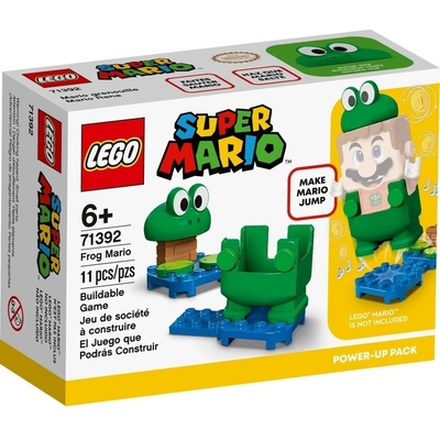 Frog Mario Power Up Pack