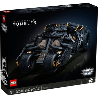 La Batmobile Tumbler