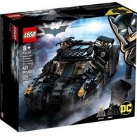 Batmobile Tumbler: Resa Dei Conti Con Scarecrow