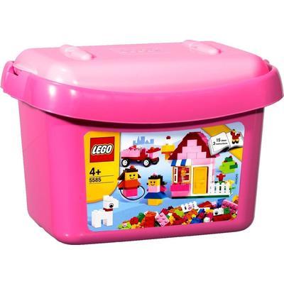 Pink Brick Box