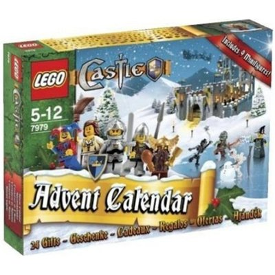 Castle Advent Calendar