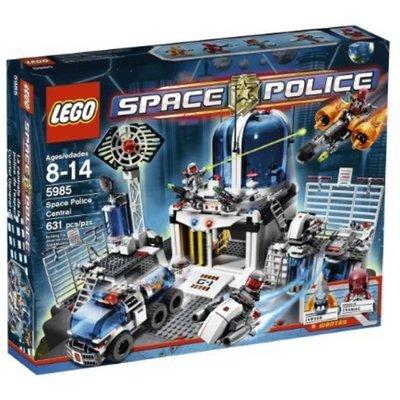 Centrale di Polizia Spaziale
