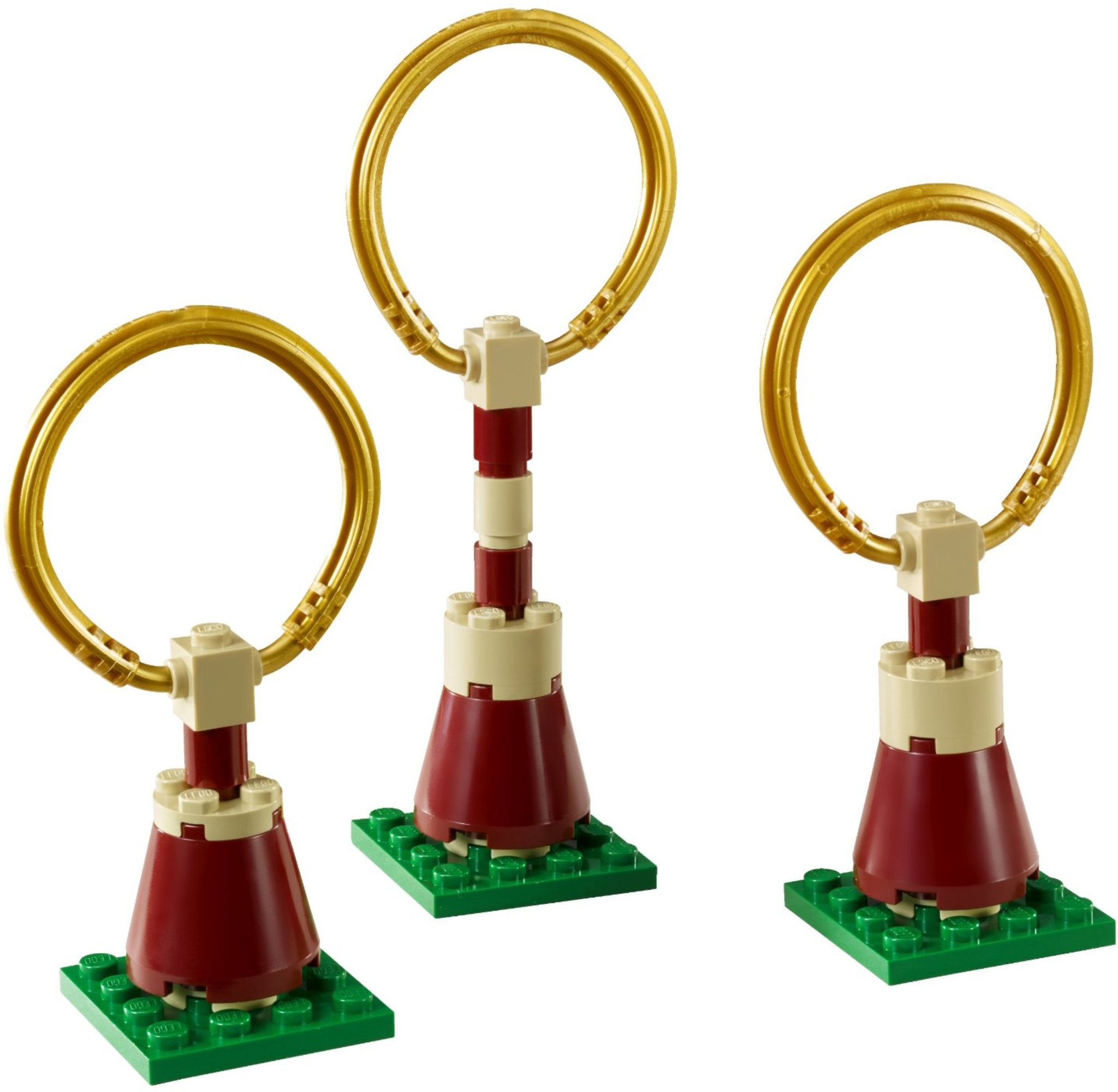 LEGO Harry Potter 4737 - Quidditch Match   Mattonito