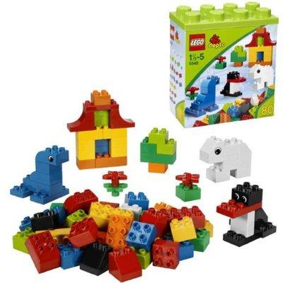 Duplo Building Fun