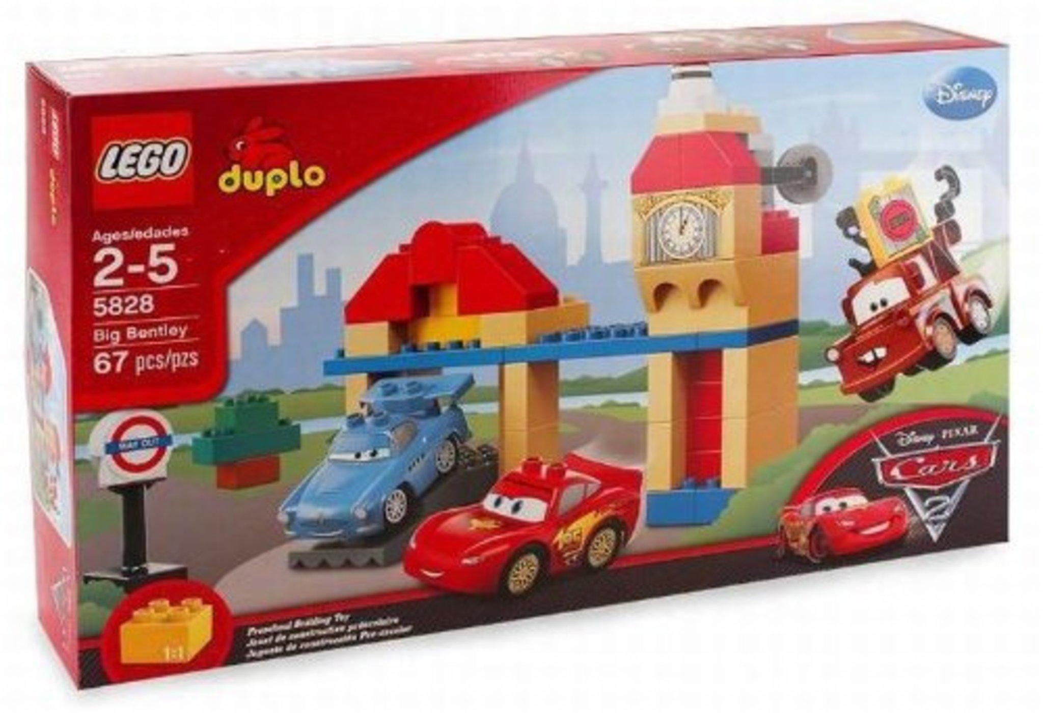 LEGO Duplo 5828 - Big Bentley