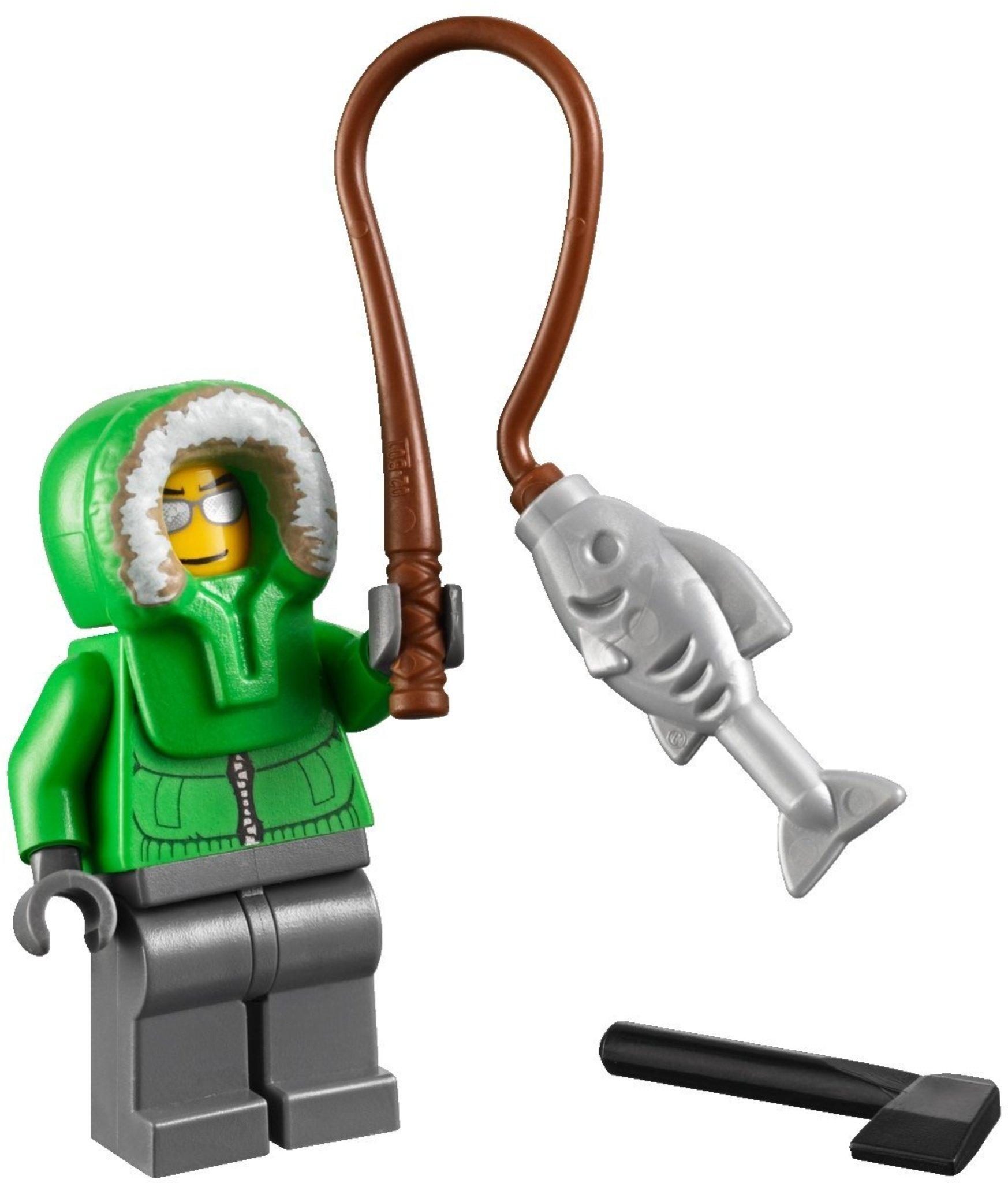 LEGO City 7553 - Calendario dell'Avvento | Mattonito