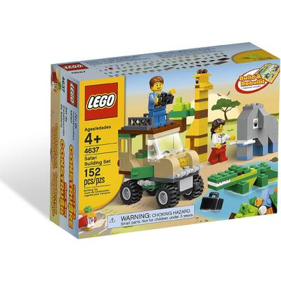 Safari Building Set