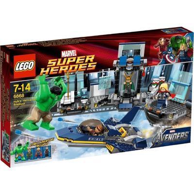 La fuga di Hulk sull