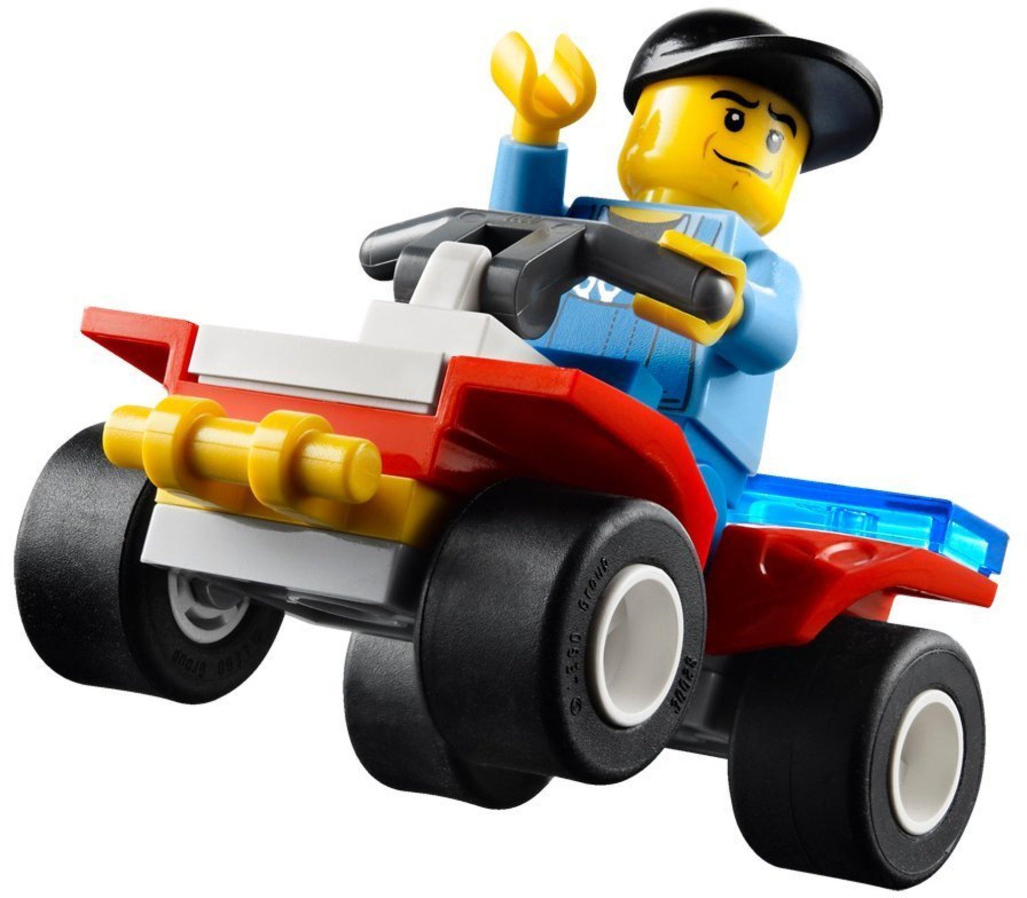 LEGO City 4428 - Calendario dell'Avvento | Mattonito